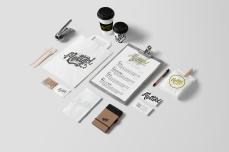 Charte Graphique Proposition Restaurant